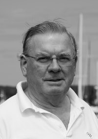 Photo of Boathouse Auctions Co-founder, Peter Amos