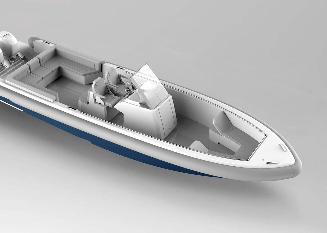 Ocean-1-Rogue-330-Bow-Profile-2