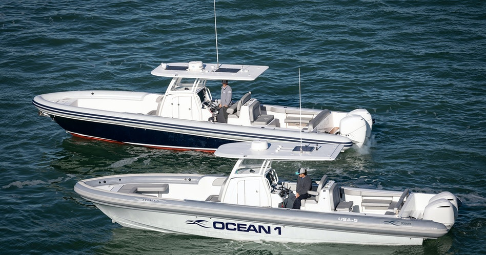OCEAN 1 Featured in Southern Boating Magazine's 29 Worthy Center Consoles