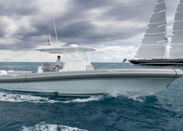 Antigua Super Yacht Challenge 2017