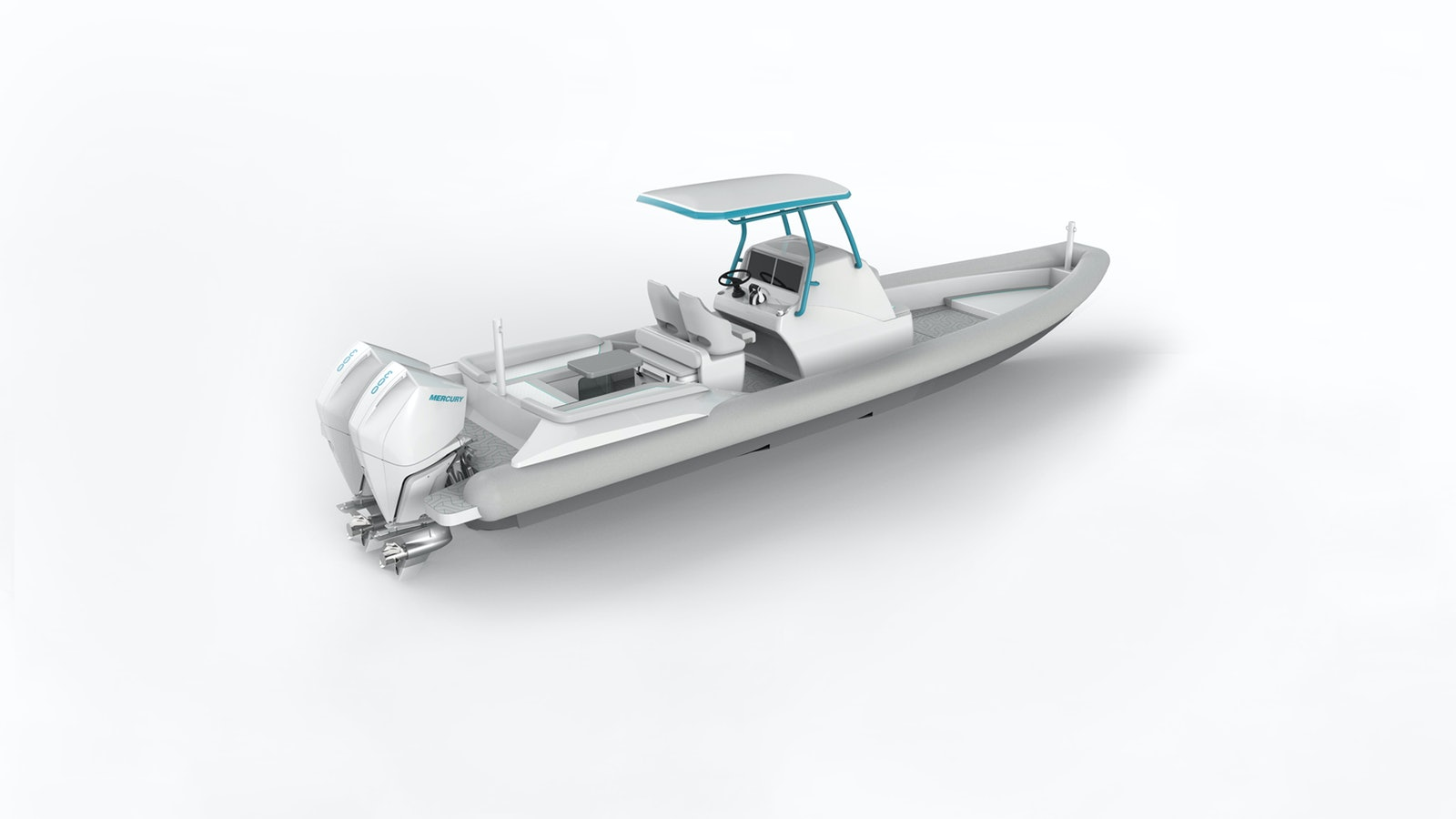 Ocean-1-Shadow-340-chase-boat-aft-profile