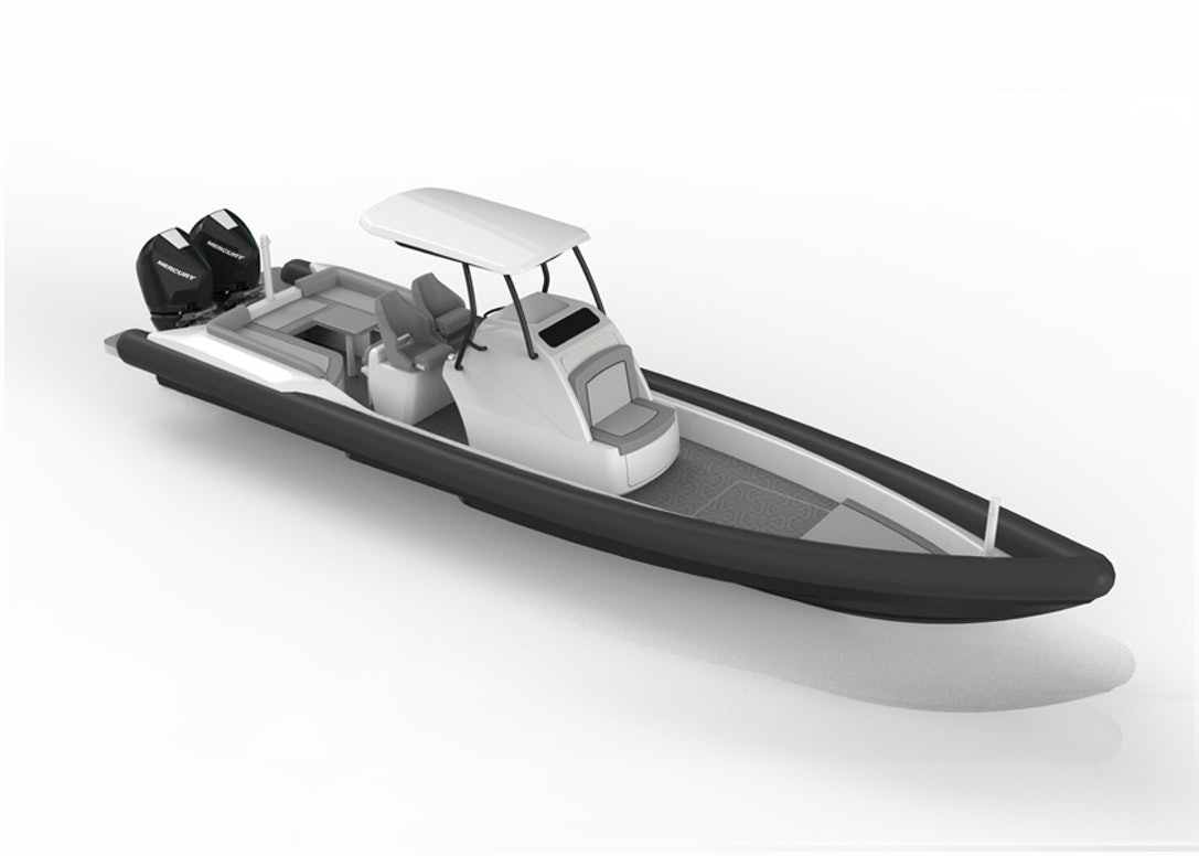 Ocean-1-Shadow-340-chase-boat-bow-profile-(840px)