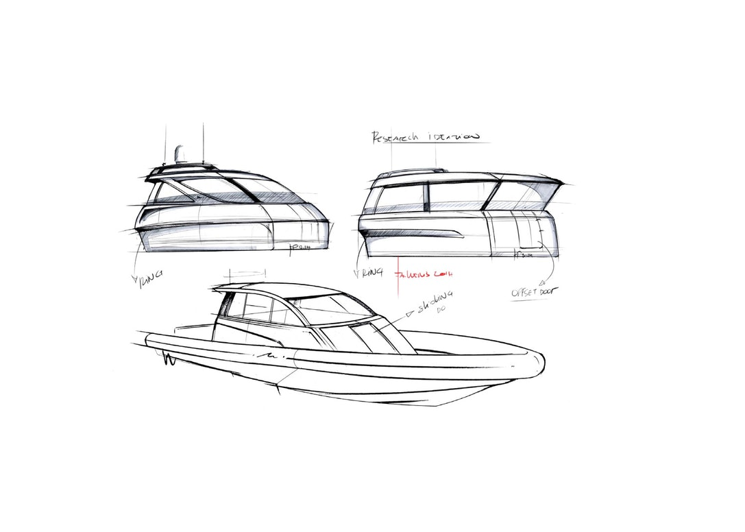 Ocean-1-custom-series-tender-drawing-board