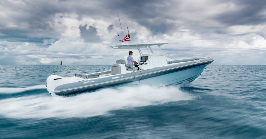 The Ideal Luxury RIB Yacht Tender